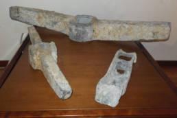 ceppo d'ancora romana ritrovati nella laguna di Marano; Museo Archeologico della Laguna di Marano, museo della laguna