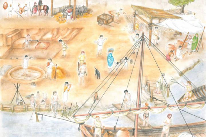 MuLa, museo archeologico della laguna di Marano; Museo Laguna; Museo; Museo Marano